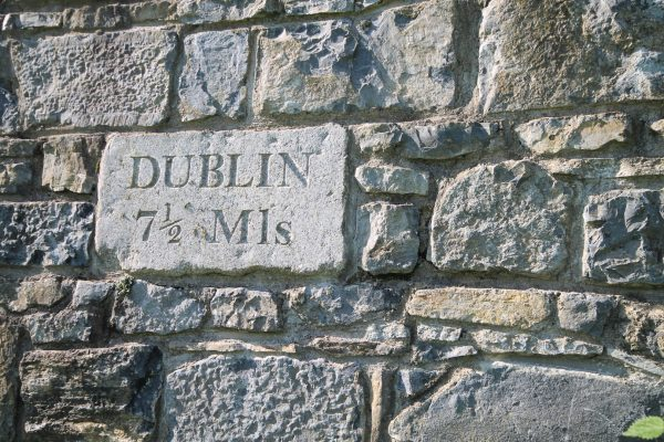 Connect Distance to Dublin