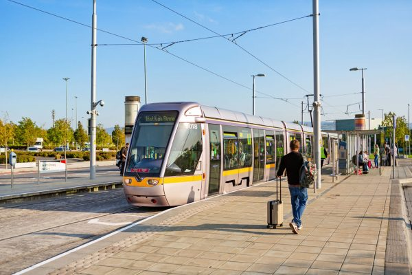Connect LUAS